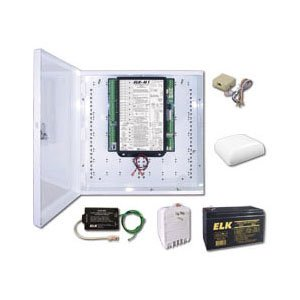 Elk Products M1GSYS3 Control Kit M1 Gold No -