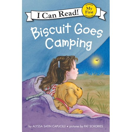 Biscuit Goes Camping - eBook