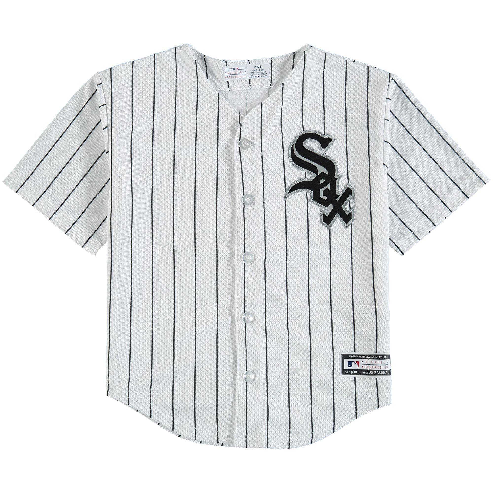 Chicago White Sox Preschool Replica Team Jersey - White
