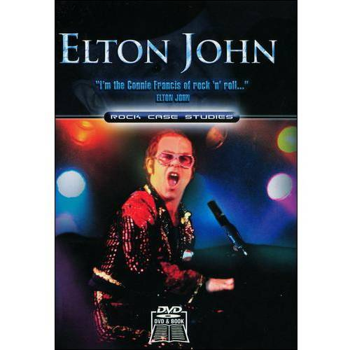 Elton John: Videography (DVD   Book) (Full Frame)