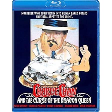 Charlie Chan & The Curse Of The Dragon Queen (Blu-ray)](Curse Of Halloween)