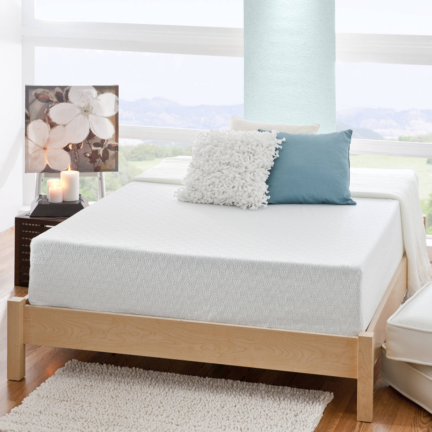 Spa Sensations Mygel 12 Mattress Reviews This button pops up a carousel that allows scrolling through close up ...