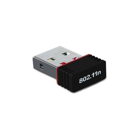 Tosangn Mini 150Mbps USB Wireless Adapter WiFi card 802 for windows 7 , Window XP, MAC OS, (Connect To Mac From Windows 7 Remote Desktop)