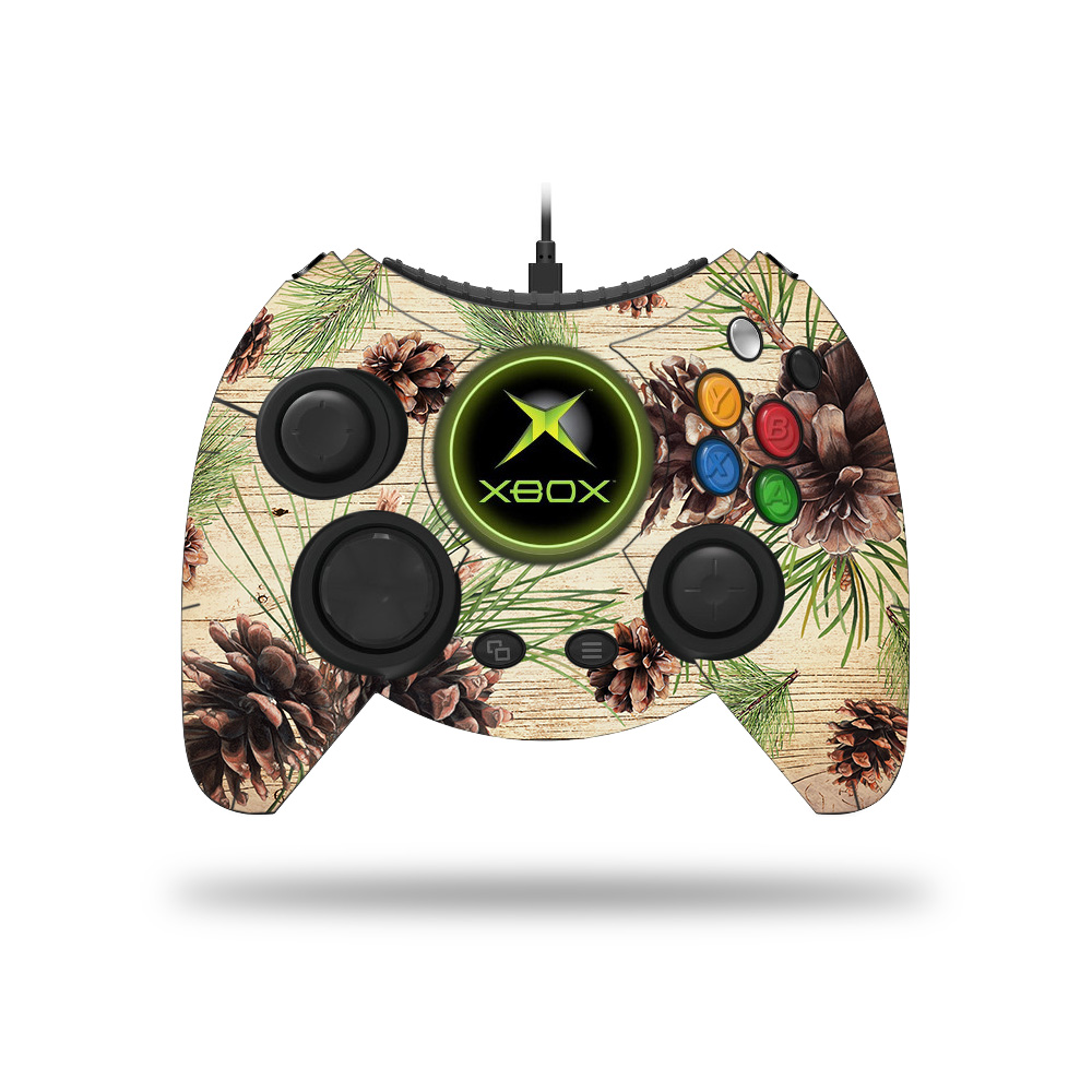 MightySkins Skin For Hyperkin DUKE Controller, Microsoft Xbox One or S Controller | Protective, Durable, and Unique Vinyl Decal wrap cover Easy To Apply, Remove, Change Styles Made in the USA