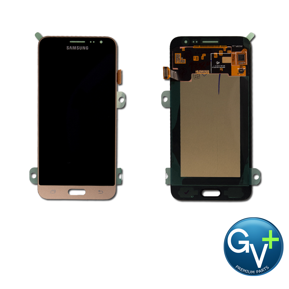 OEM Touch Screen Digitizer and LCD for Samsung Galaxy J3 - Gold (SM-J320)