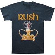 Rush Men's  Royalty Navy Kings T-shirt Heather Navy