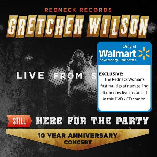 Still Here (Walmart Exclusive) (CD/DVD)