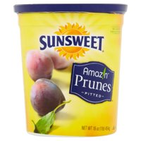 Sunsweet Amazin Prunes, Pitted, 16 oz