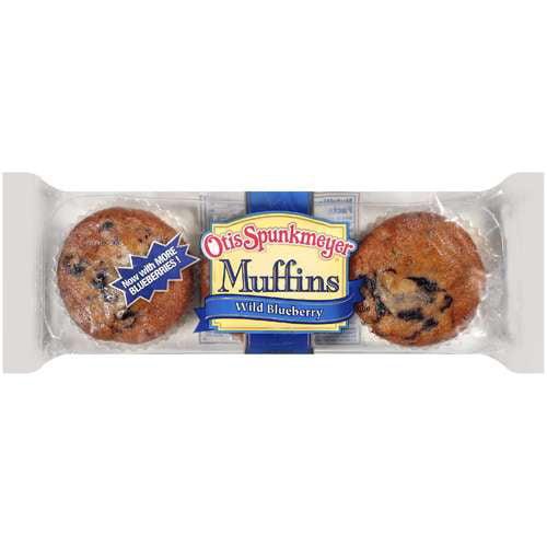 Otis Spunkmeyer: Wild Blueberry Muffins, 12 Oz