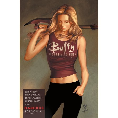 Buffy the Vampire Slayer Season 8 Omnibus Volume 1 - Vampire Slayer Halloween