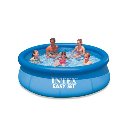Intex 10 X 30 Easy Set Pool Set Walmart