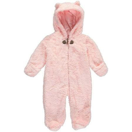 Carter S Carter S Baby Girls Quot Snowsicle Quot Pram Suit