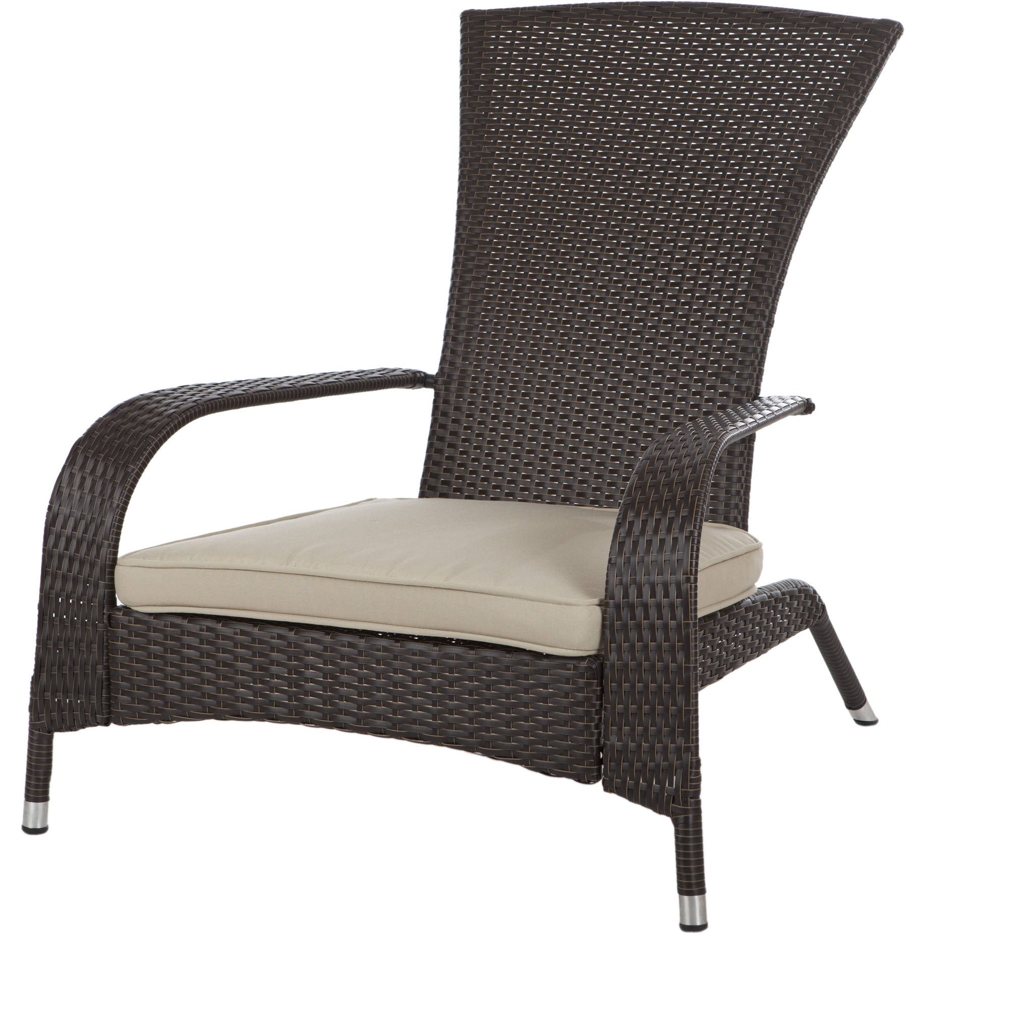 Patio Sense Coconino Wicker Chair Walmartcom