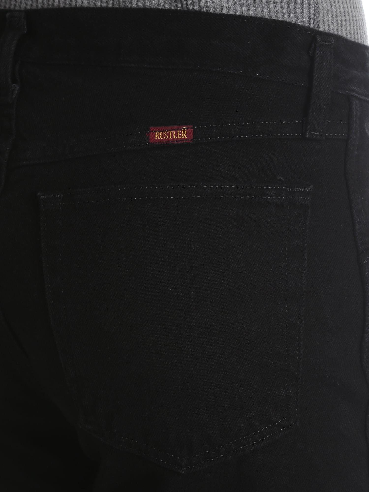 Rustler Rustler Men S And Big Men S Regular Fit Jeans Walmart Com Walmart Com