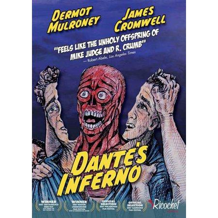 Mini Inferno Shock (Dante's Inferno POSTER Movie Mini)