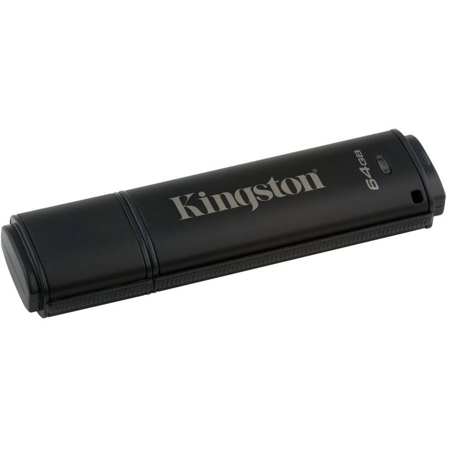 Kingston 64GB USB 3.0 DT4000 Gen 2 Flash Drive by Kingston