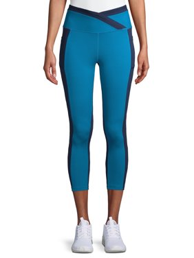 Women's Active Avia Capri with Tulip Waistband