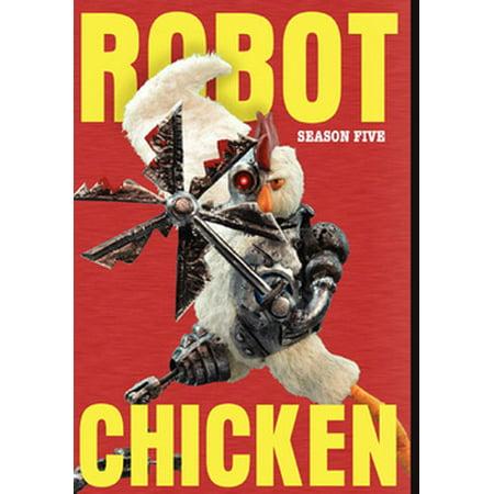 Robot Chicken: Season 5 (DVD) - Robot Chicken Halloween Episodes