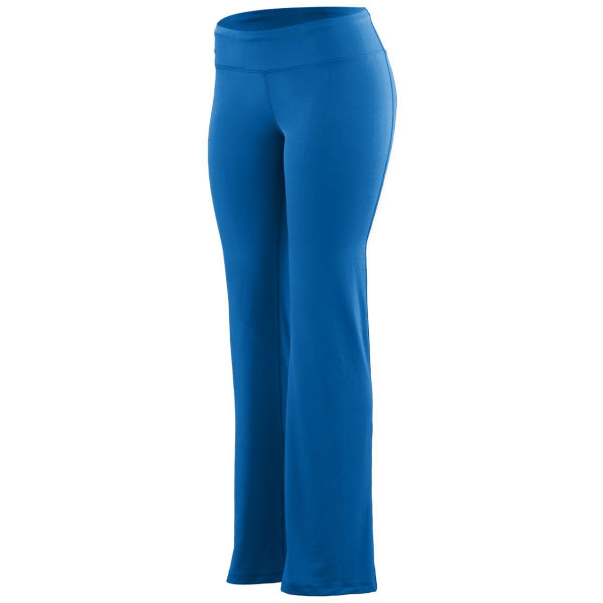 Augusta Sportswear Women's Wd Waist Poly/Spandex Pant Mt Royal - image 1 of 1