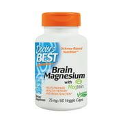 Best Brain Magnesia - Doctor's Best Brain Magnesium, Non-GMO, Vegan, Gluten Free Review