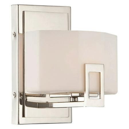(Savoy Home Brunswick 1062-1-SN Bathroom Vanity Light)