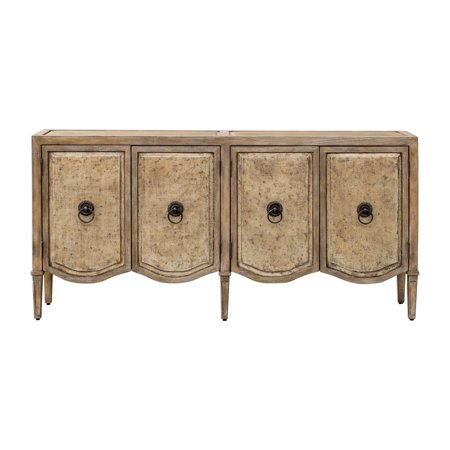 New Product  Uttermost Thina Champagne Console Cabinet Sold by