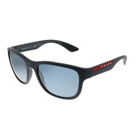 Prada Linea Rossa 0PS 01US GREY RUBBER