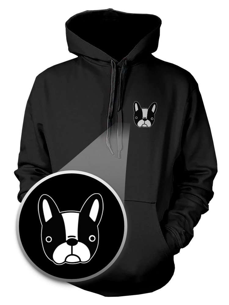 Hoodie French Bulldog Lovers Owners Gift Ideas