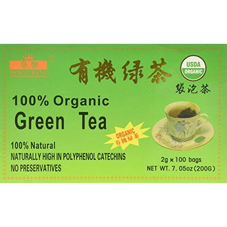 USDA China Green Tea 100 Tea Bags Chinese White Tea