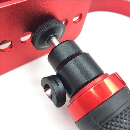 VENSE Aluminum Mini Handheld Digital Camera Stabilizer Video Steadicam for Gopro - image 9 of 9