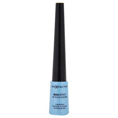 Max Factor Max Effect Dip-in Eye Shadow, #08 Moody Blue, 0.03 oz