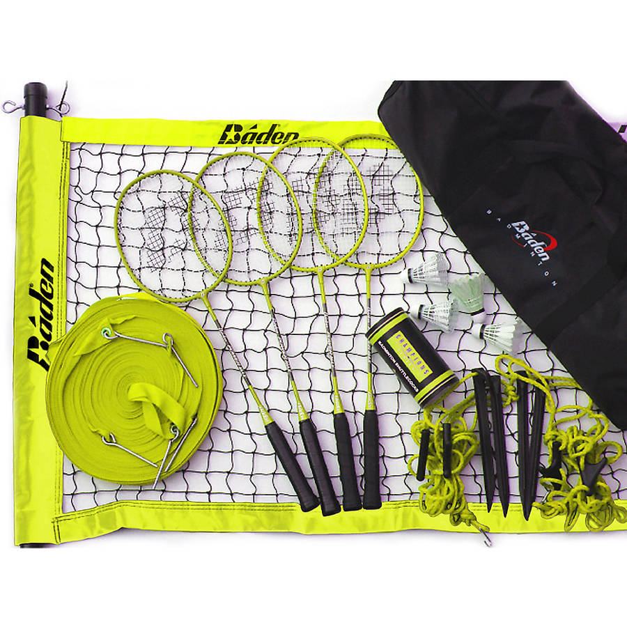Baden Sports Champions Series Badminton Set by Baden Sports