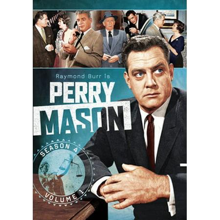 Perry Mason: Season 4, Volume 1 (DVD)