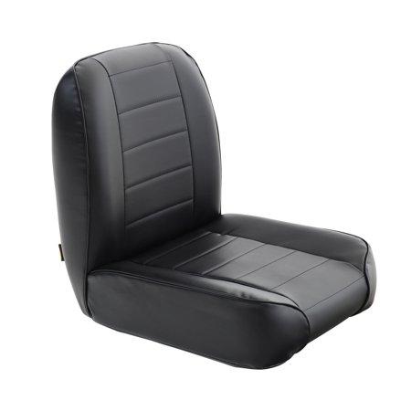 Smittybilt 44801 Low Back Seat Fits 55-76 CJ3 CJ5 CJ6 CJ7 Willys - image 2 de 2