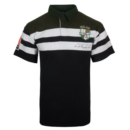 Ireland Cotton Rugby Short Sleeved Shirt