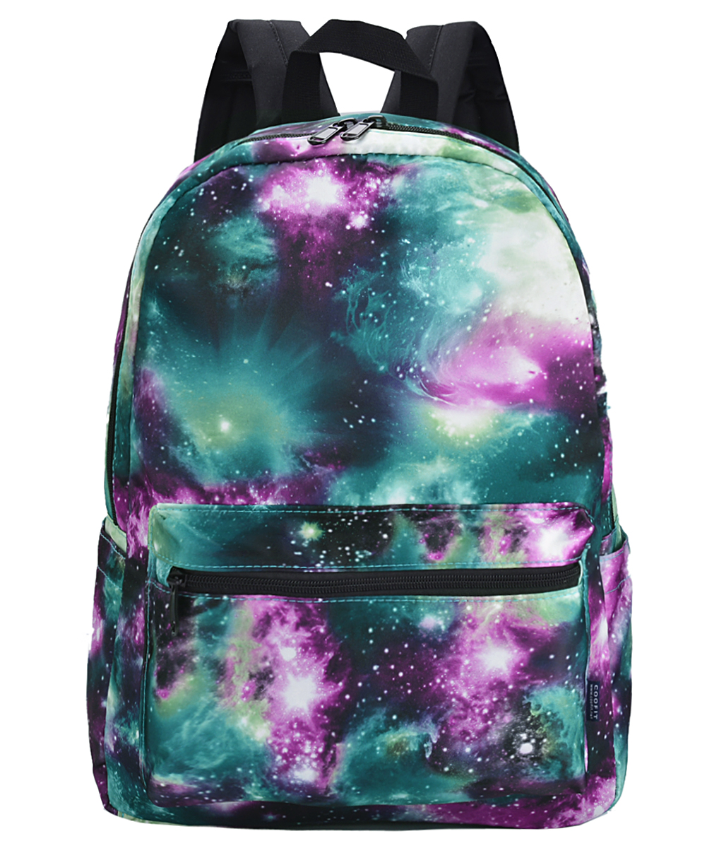 Coofit - Starry Sky Backpack, Unisex Cool