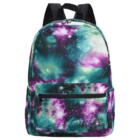 d9962a7414c0 Starry Sky Backpack, Unisex Cool School Backpack Casual Travel Rucksack  Laptop Backpack College Book Bags for Women Girls Men Boys Adults Kids