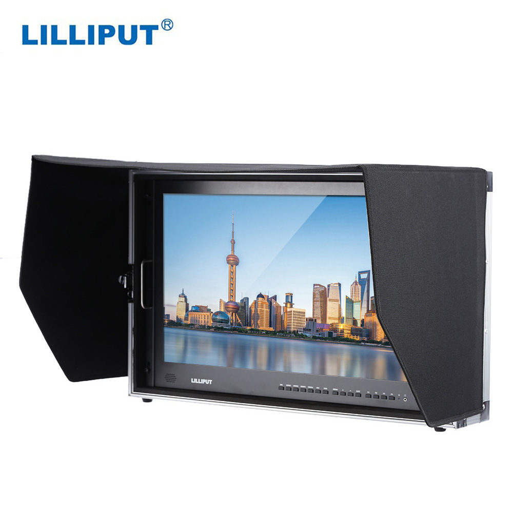 "LILLIPUT BM280-4K 28"" Broadcast UHD 4K Video Monitor 3G-S..."