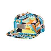 mishka mens the wagwan leatherstrap adjustable baseball cap