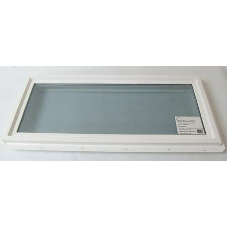 Transom Art Glass Window - Transom Window 12