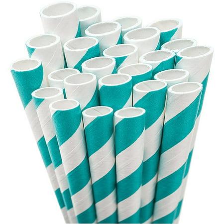 Jumbo Straw Unwrapped, 7-3/4