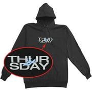 Thursday Men's  Hooded Sweatshirt Black