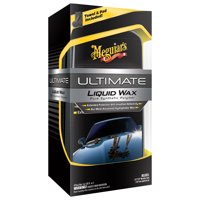 Meguiar's Ultimate Liquid Wax, G18216, 16 Oz