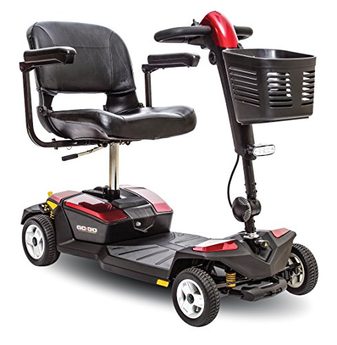 Go-Go LX with CTS Pride Mobility 4-wheel Electric Scooter...