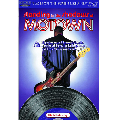 Standing In The  Shadows Of Motown (Widescreen)
