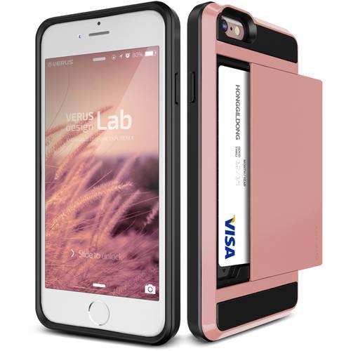 Verus Damda Slide Protective Shockproof Card Wallet Case for Apple iPhone 6S Plus