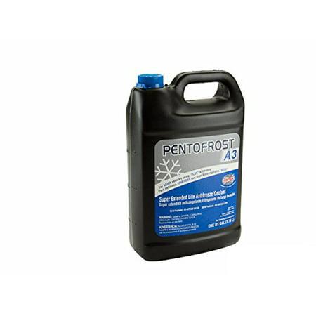 Pentosin 8115207 A3 Pentofrost Blue Antifreeze 50 Pre Diluted 1 Gallon