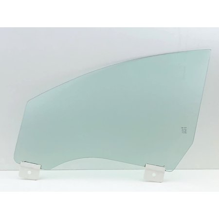- Fits 2015-2018 Ford Fusion Driver Left Side Front Door Window Glass Laminated