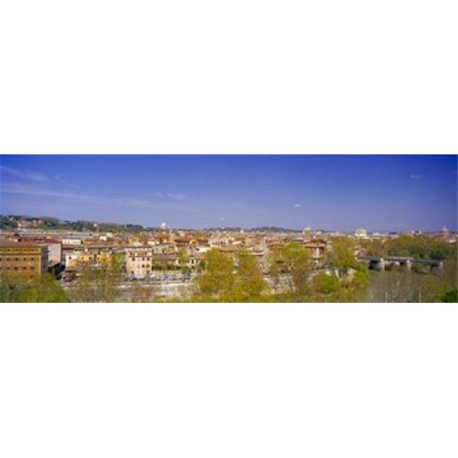 Buildings in a city  Rome  Italy Poster Print by  - 36 x 12 - image 1 of 1
