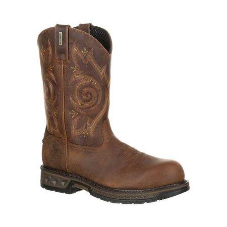 Men's Georgia Boot GB00239 Carbo-Tec LT Comp Toe WP Wellington Boot